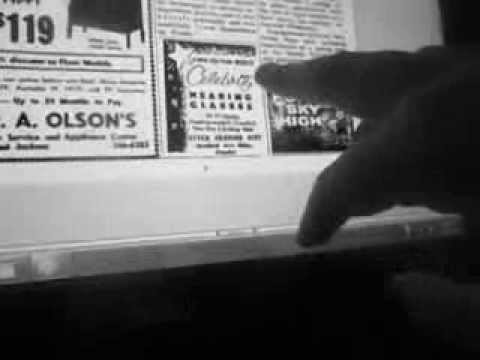 KETV-7 Omaha- The KETV News: Evening Report: Thursday February 1, 1962