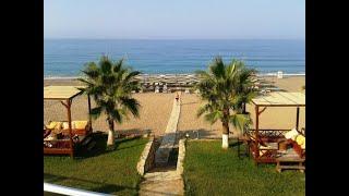 Отель ADORA CALMA BEACH HOTEL 4 Туры в Турцию из Днепра Запорожья Киева Отдых в Турции