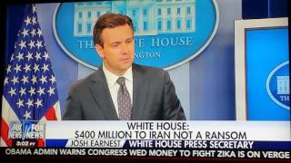 Bret Bair on Obama's Laundered money to IRAN, $400 million and 1.7 billion.IS HE FUNDING TERRORISM?