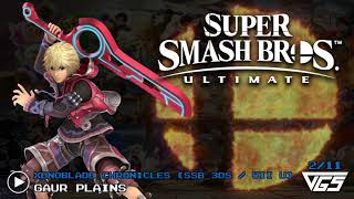 All Xenoblade Songs | Super Smash Bros. Ultimate | OST | 11 tracks