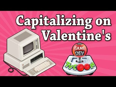 Buy My Games Inc. - A Valentine's Day Game Dev Tycoon Special