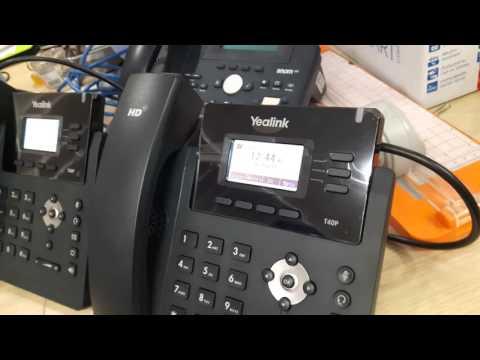 Yealink T40P - Firmware MS Lync