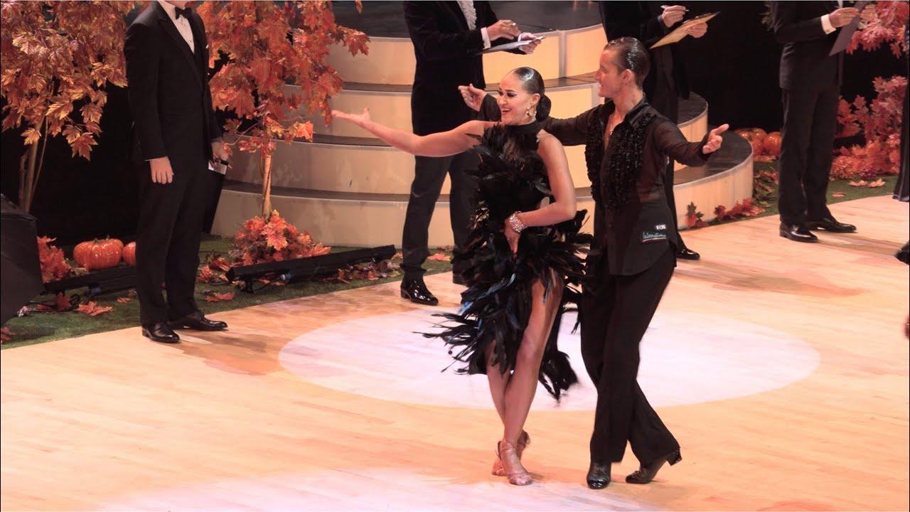 Khisamutdinov Ruslan - Yusupova Karina RUS, Samba | 2018 WDC Amateur Latin