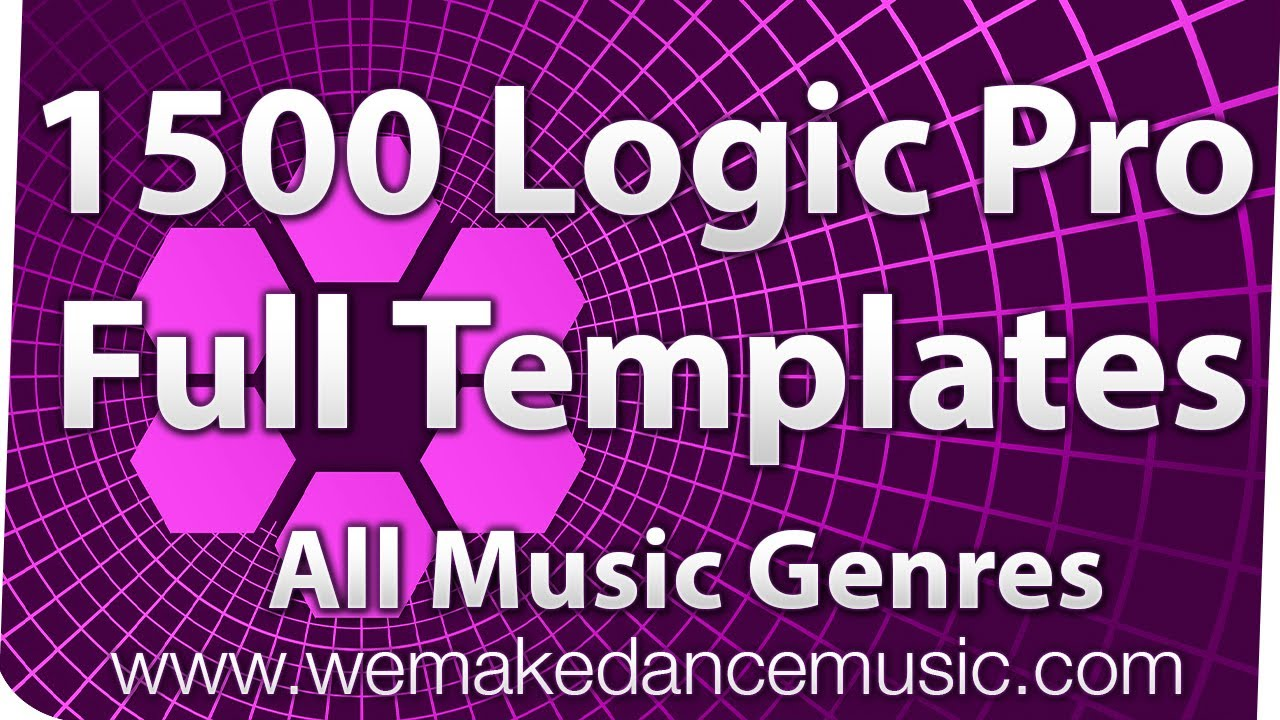 Logic pro x template edm by cj stone free logic pro x templates introducing wemakedancemusic royalty free music and maxwellsz