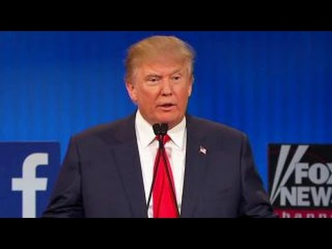 Donald Trump: 'We need to keep illegals out' | Fox News Republican Debate