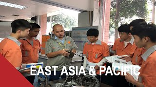 Guangdong, China: Training a Skilled Workforce for Industrial Upgrade