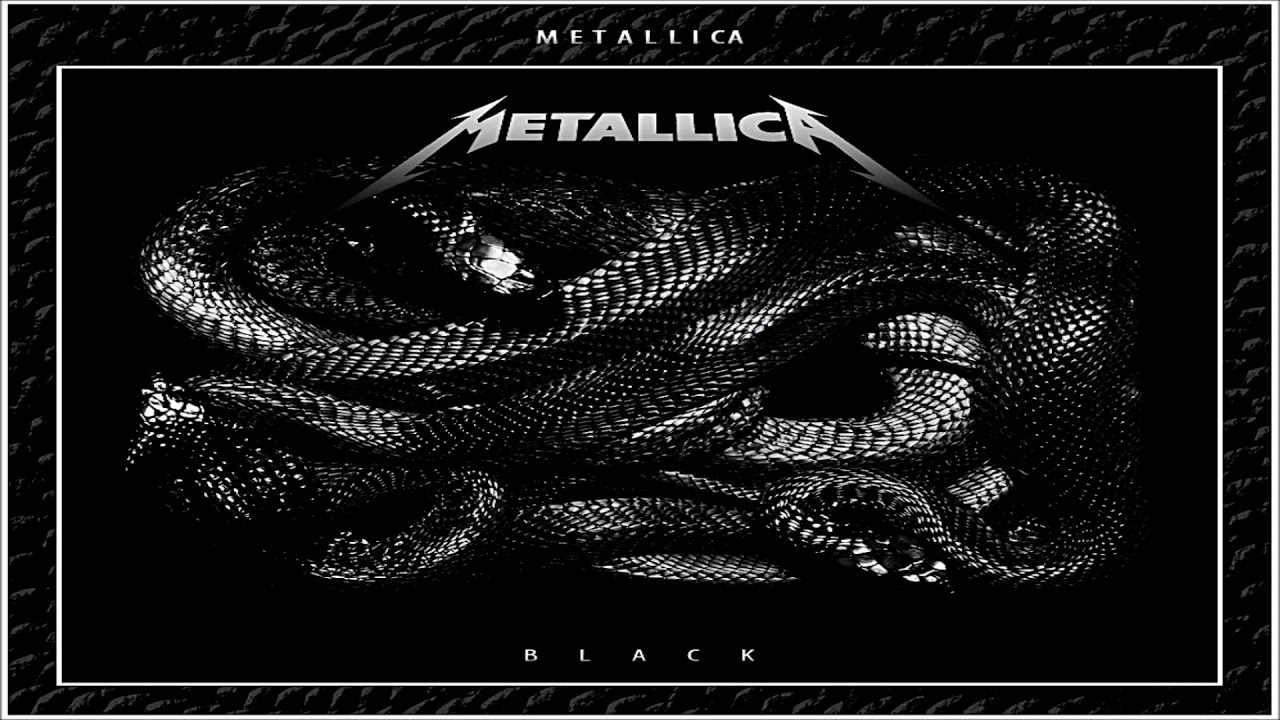 Metallica The Black Album Hd Cool Wallpaper Youtube