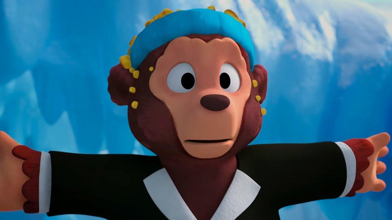 Приключения медвежонка Расмуса -  Путешествие в Пингонезию (16 серия) - Новые мультфильмы для детей