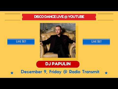 DISCO DANCE @ RADIO TRANSMIT 09-12-2016