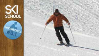 Video Intermediate Ski Lesson #3.1 - Introduction to Skiing Parallel download MP3, 3GP, MP4, WEBM, AVI, FLV Juni 2017