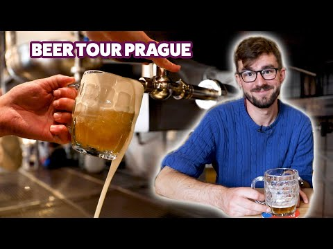 Must-Try Beer Spots In Prague With Honest Guide