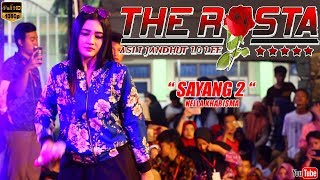 SAYANG 2 ~ NELLA KHARISMA ~ THE ROSTA LIVE SMAN 1 PARE 2018 [music video]