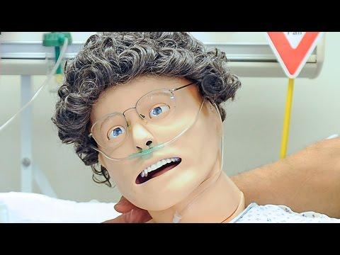 BTC nursing students keep Vincent the Sim Man healthy