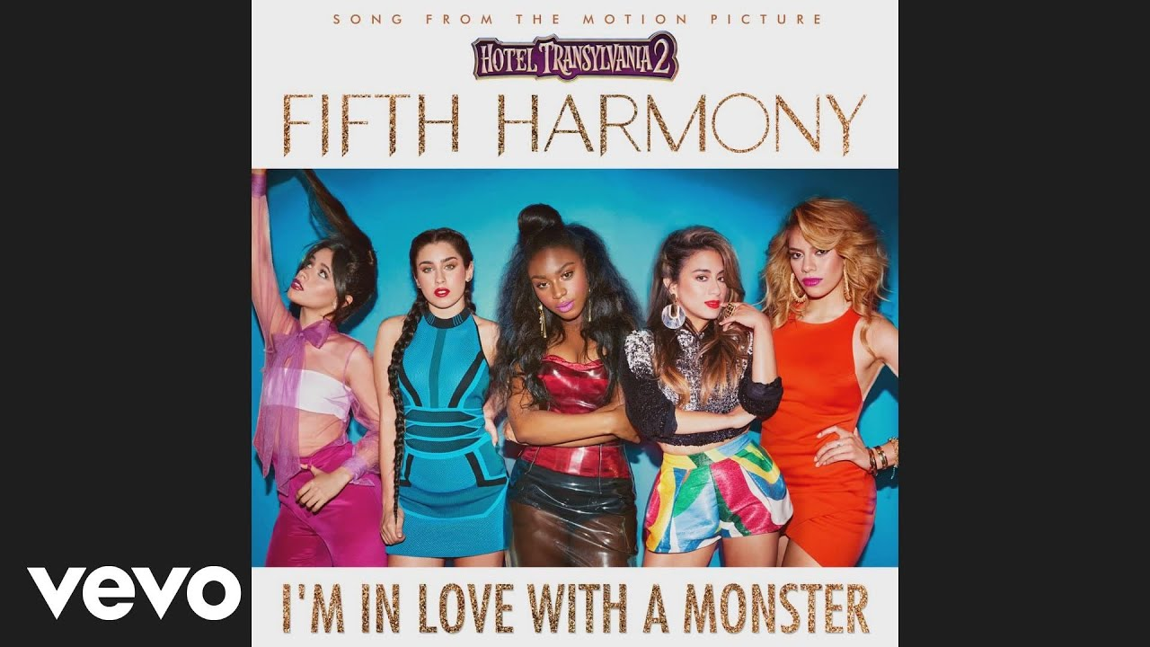 Fifth Harmony – I'm In Love With a Monster (Audio)