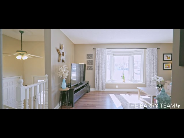 14 Cowan Dr - Thorold Open House Video Tour