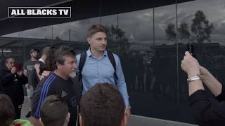 All Blacks welcomed to Perth