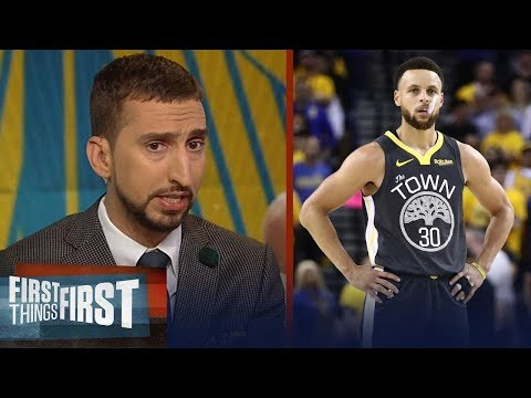 Kawhi earns title of best player in the world', talks Steph's legacy | NBA | FIRST THINGS FIRST