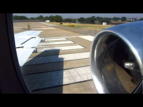 Business Jet Access BAC-111-419EP - Engine Start & Departure Rwy 13L from Dallas Love Field (DAL)