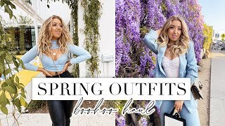 2020 SPRING BOOHOO TRY-ON CLOTHING HAUL ?
