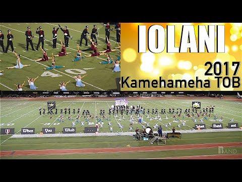 WHEN YOU WISH | 2017 Iolani School Marching Band & Dance Team | KTOB