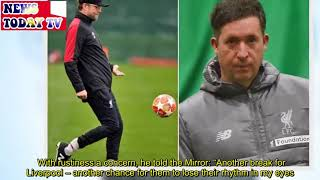 Liverpool tipped to lack rhythm in Man Utd and Bayern games: Robbie Fowler has PROOF why