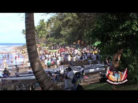 2010 Canoe Club Regatta - Maui Hawaii