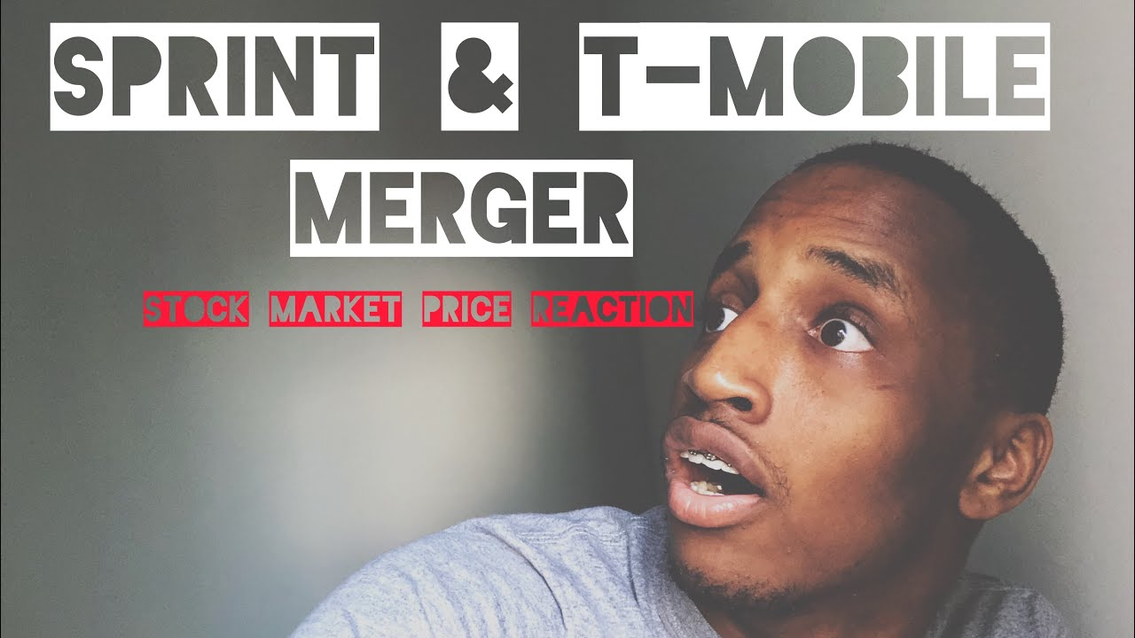 Sprint And T Mobile Merger! Stock Market Reaction
