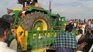 John Deere 5310ये ट्रैक्टर ता जो गोहाना में 1st प्राइस जीत गया ट्रॉली में आया था
