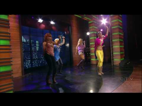 HDTV A.R. Rahman & The Pussycat Dolls - Jai Ho (Live on Live with Regis & Kelly - 12th March 2009)