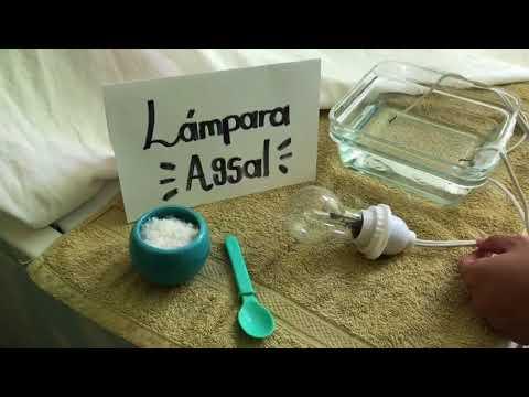 sal y y AgsalLampara de de agua agua AgsalLampara oWBrdCxe