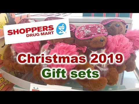Shoppers Drug Mart Christmas Gift Sets 2019