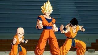СПАСАЕМ ДРУЗЕЙ И СОБИРАЕМ БОЕВУЮ КОМАНДУ - Сюжет Dragon Ball FighterZ #2