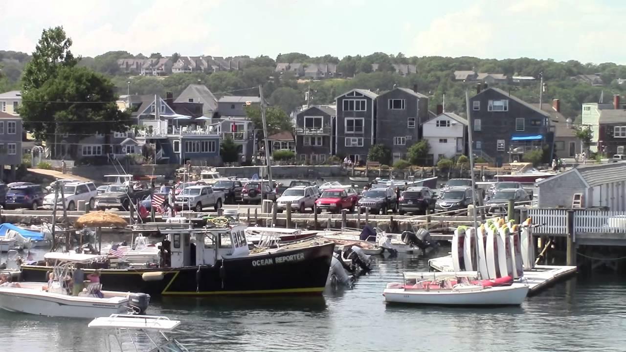 10 Minute Tourist: Massachusetts' North Shore - YouTube