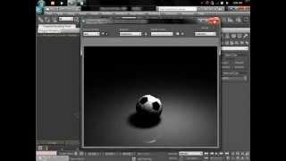 Tutorial Membuat Bola Dengan 3ds Max