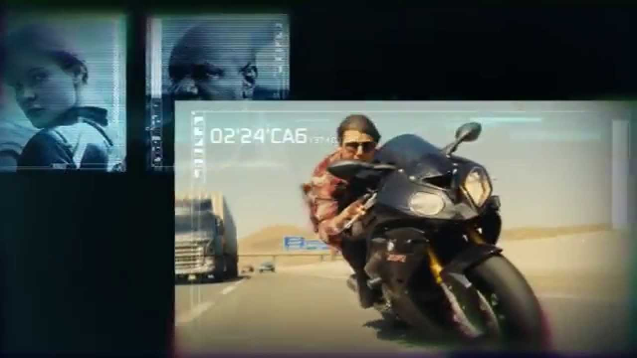Download Mission: Impossible - Rogue Nation (2015) - Blu-ray menu