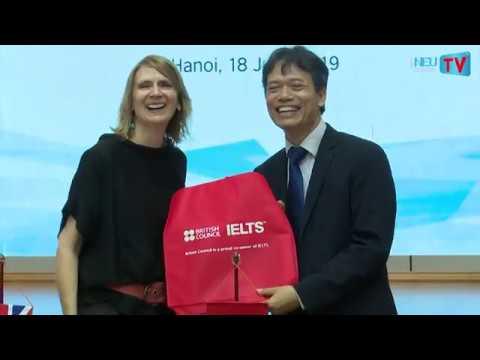 Photo of [NEU TV] Lễ kí kết thỏa thuận hợp tác giữa trường Đại học Kinh tế Quốc dân và Hội đồng Anh  cập nhật