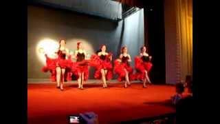 Cancan Dance - Trupa Millennium (Comarnic, Romania)