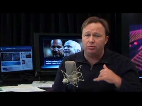 Alex Jones Show (1/5) - Exposing CoIntelPro Criminal Operations