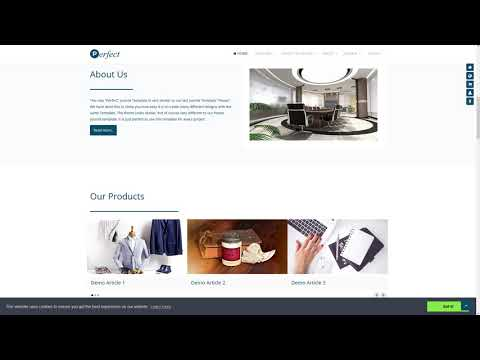 How To Add A Cookie Law Script Into A Joomla Template