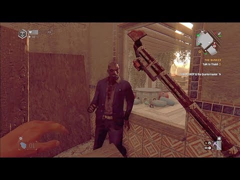 Dying Light's zombie physics are amazing