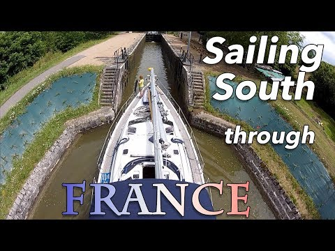 Sailing South Through France