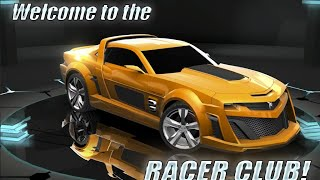 XRacer: The traffic Android Game GamePlay