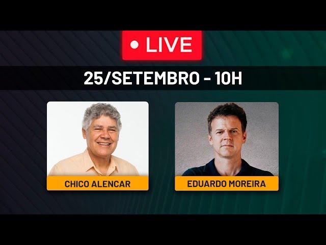 A armadilha sem saída em que o governo se meteu - Live com Chico Alencar - 25/09