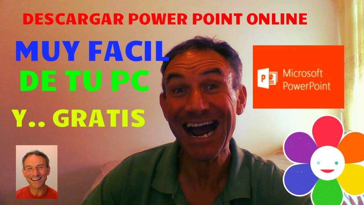 Microsoft PowerPoint 2016 - Descargar Gratis para PC