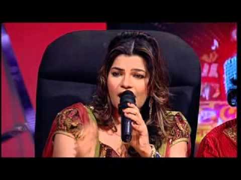 """Mamta Sharma who sung """"munni badnam huyi """"talking."""