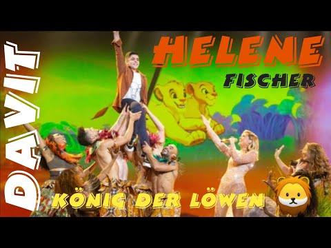 Helene Fischer & Davit - Ich Will Jetzt Gleich König Sein