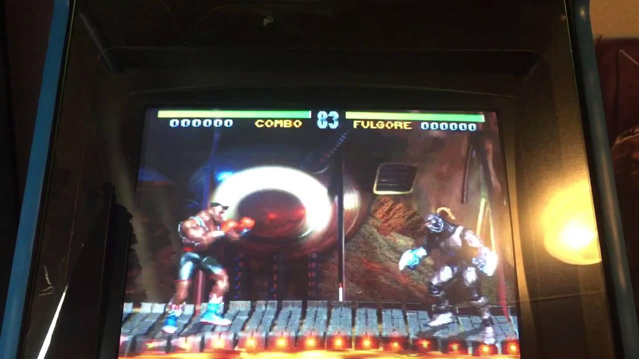 Makvision arcade monitor help!