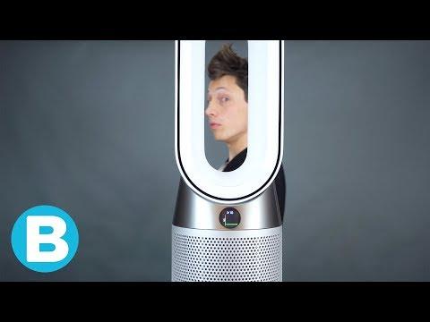 Review: deze Dyson zuivert, verwarmt of verkoelt je kamer