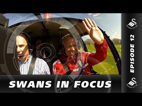 Swans in FOCUS - Alan Curtis Special - Episode 12