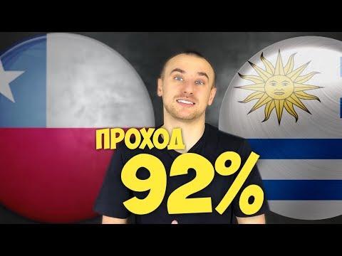 Чили Уругвай Прогноз